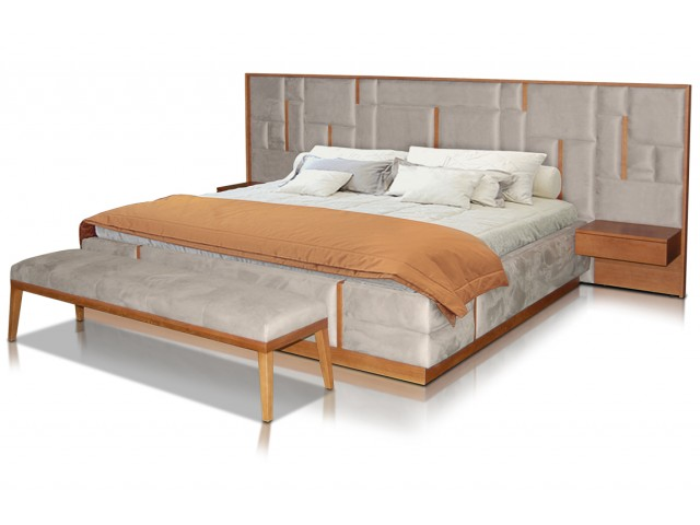 Кровать Фенди